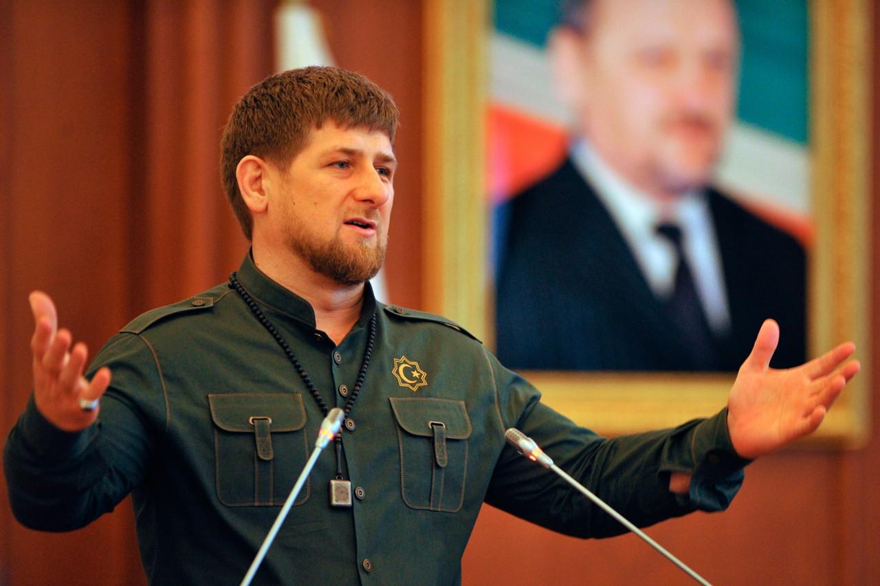 Опричник Кадыров и марш пред…