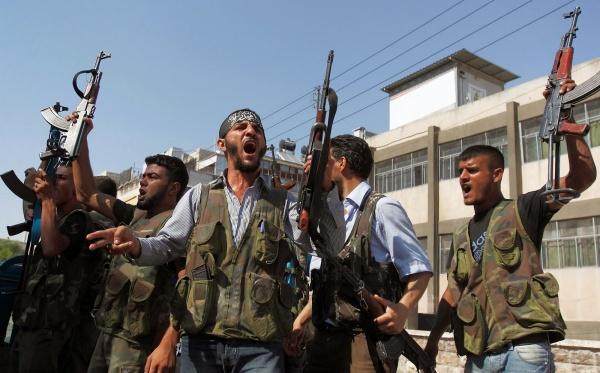 WSJ: США исоюзники увеличат военную помощь оппозиции вСирии