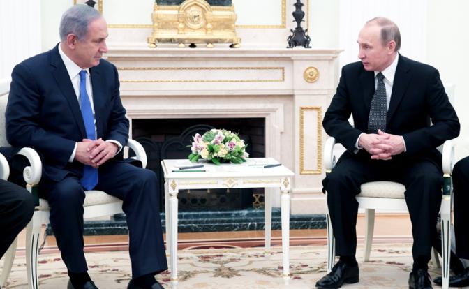 «У Нетаньяху не будет проблем с Путиным»