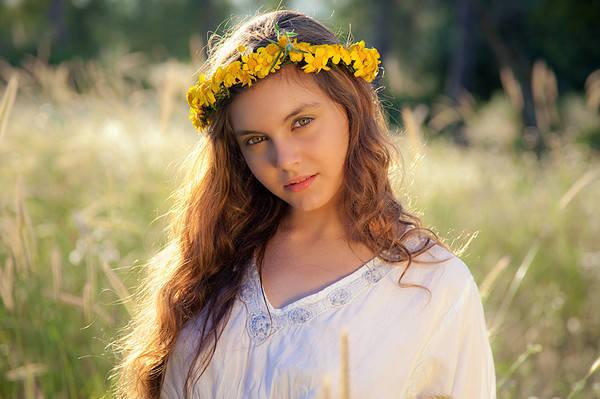 Тисульская принцесса - матричная копия славянских народов