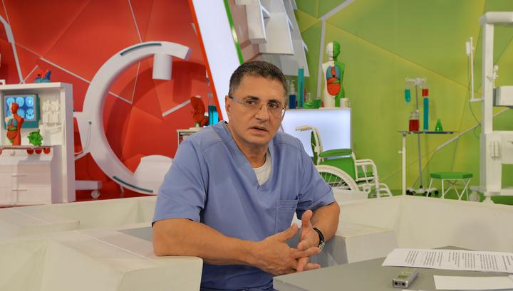 Доктор Мясников: люди умирают не от коронавируса