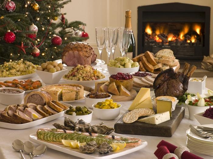 Подборка оригинальных закусок для праздничного стола