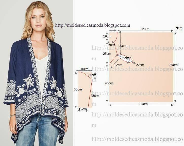 Как сшить простой пиджак своими руками