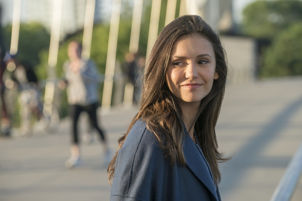 Нина Добрев: «Мечтаю в следующей жизни стать рыбой»
