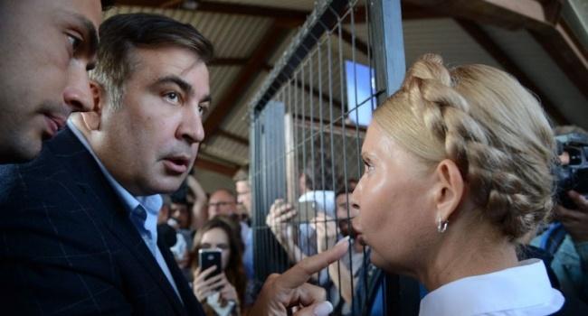 Саакашвили сообщил, что у Ти…