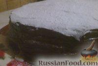 """Фото к рецепту: Торт """"Черный принц"""""""