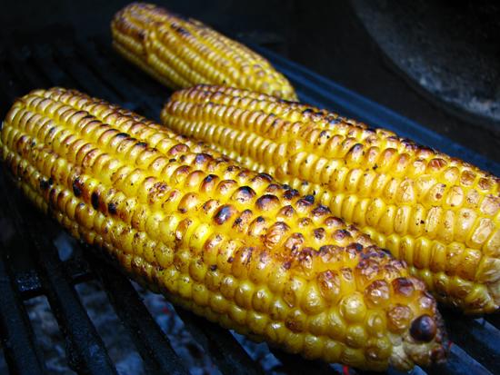Секреты гриля: кукуруза