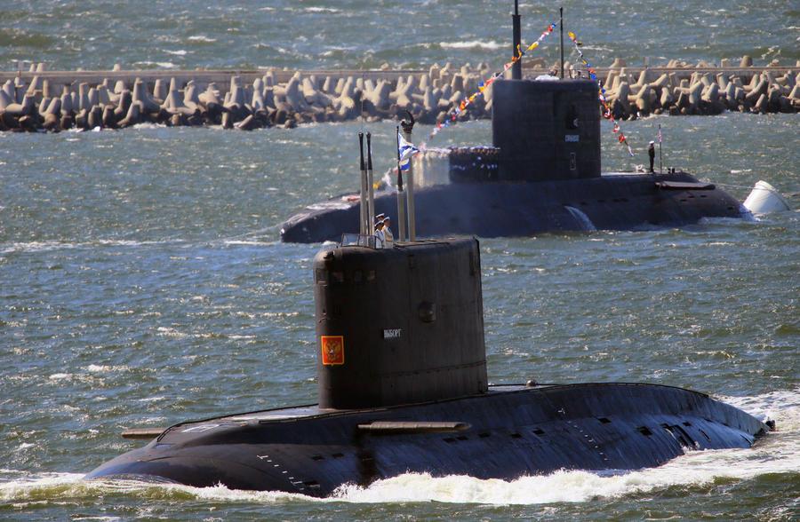 СМИ: Российские подлодки «Ясень» — ночной кошмар ВМС США