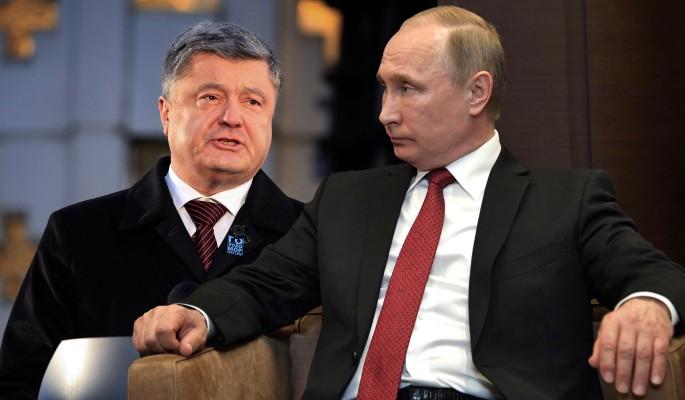 Отчаявшийся Порошенко бросил…