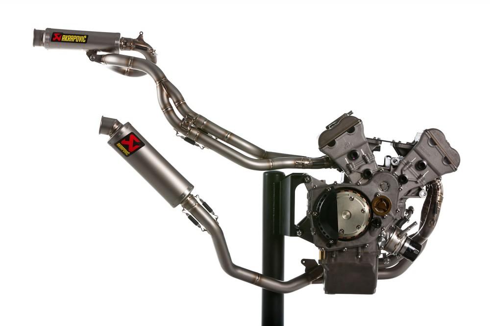 Motorrad: Akrapovic - лучший производитель выхлопных систем