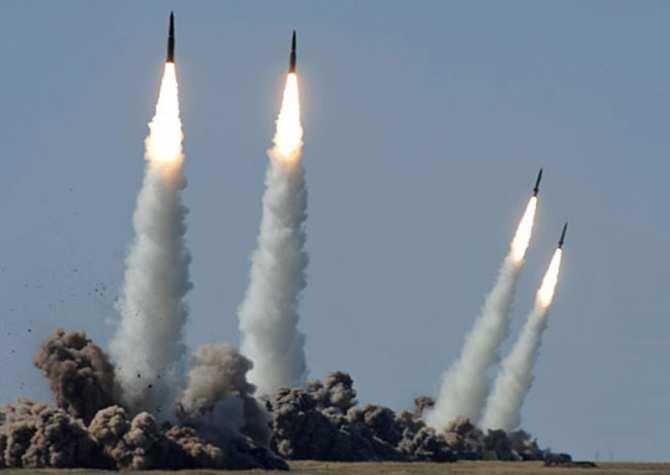 Минобороны публикует кадры испытаний ракетного комплекса «Искандер» (ВИДЕО)