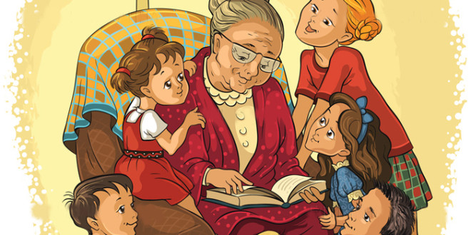 Доказано, что бабушка по материнской линии – важнейший человек для наших детей. И вот, почему!