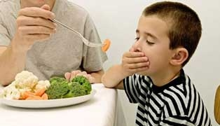 Ребенок ничего не ест