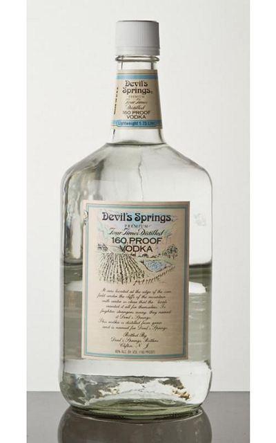 Devil Springs Vodka