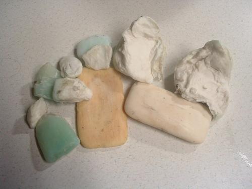 Как сделать мыла из обмылков