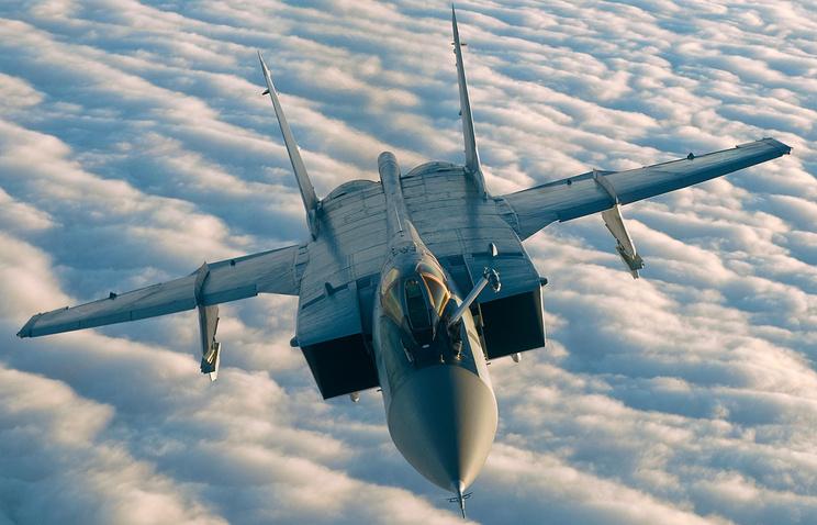 """""""Лисья гончая"""" с """"Кинжалом"""": как МиГ-31 стал носителем гиперзвукового оружия."""