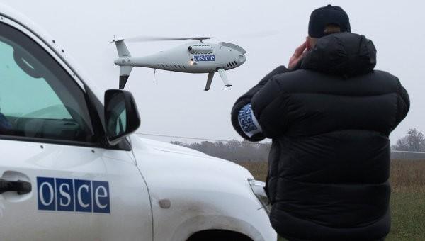 ОБСЕ: Украинская армия произвела мощный обстрел Широкино