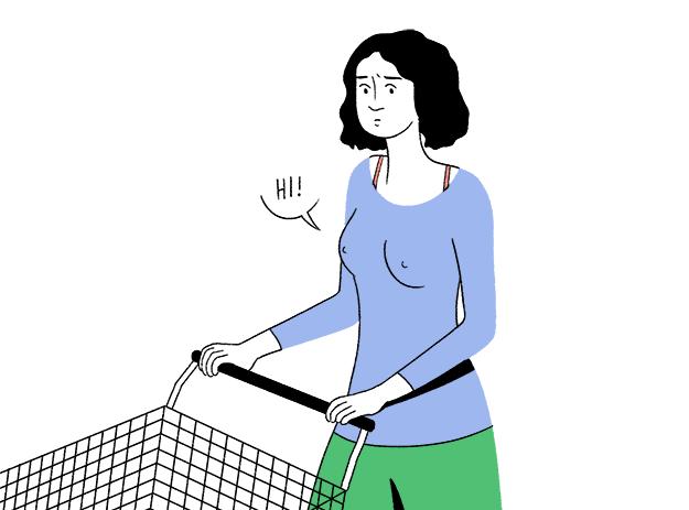 11 драматических моментов, которые любит устроить женщине её грудь