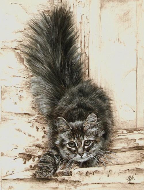 рисунки карандашом Maria Zeldis -2-07