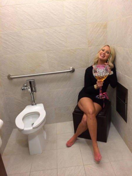 Пьяные и смешные (28 фото)
