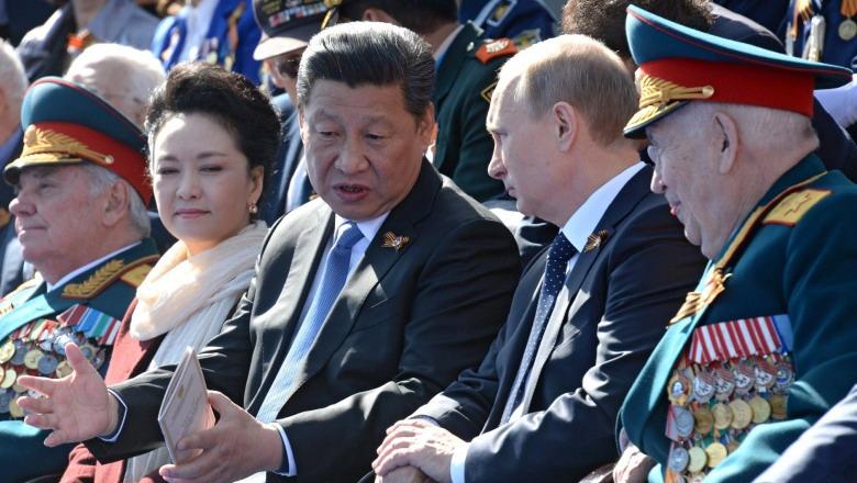 Россия и Китай: стоит ли Америке опасаться союза двух великих держав