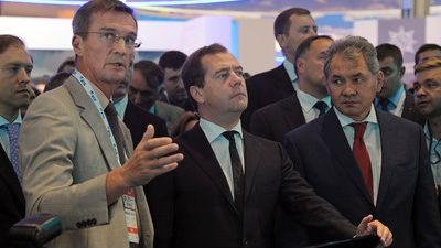 Медведев: Доходы бюджета превысили запланированные