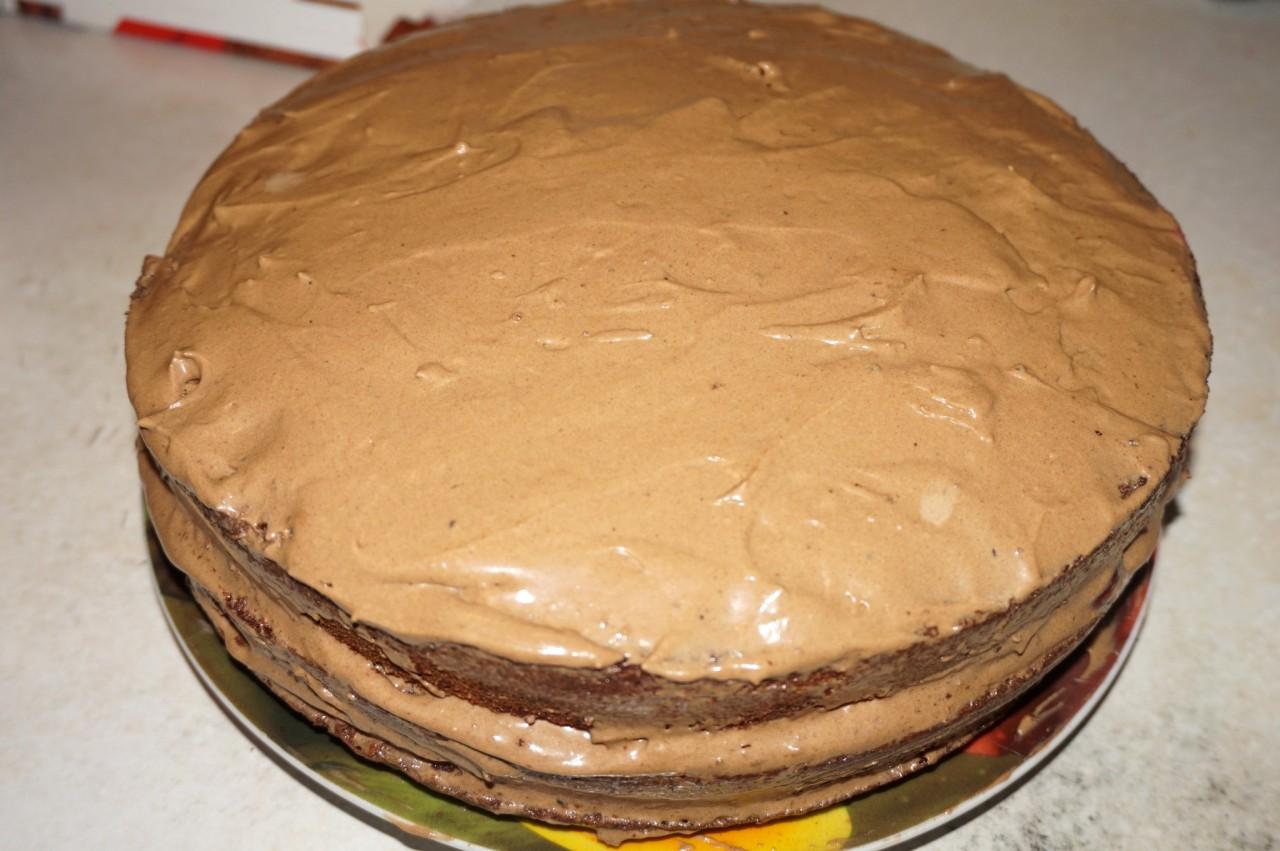 Торт цыганка пошаговый рецепт