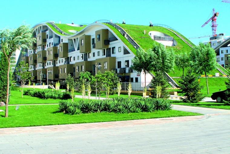 Архитектура в согласии с природой, или Экологически чистые дома мира