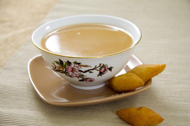 1. Республика Бурятия - Соленый чай с маслом  еда, история, напитки, россия