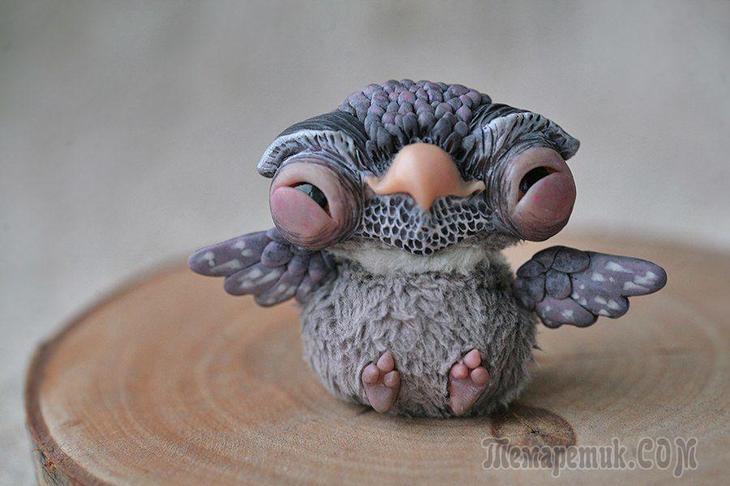 Страшно милые: причудливые игрушки Анны Назаренко