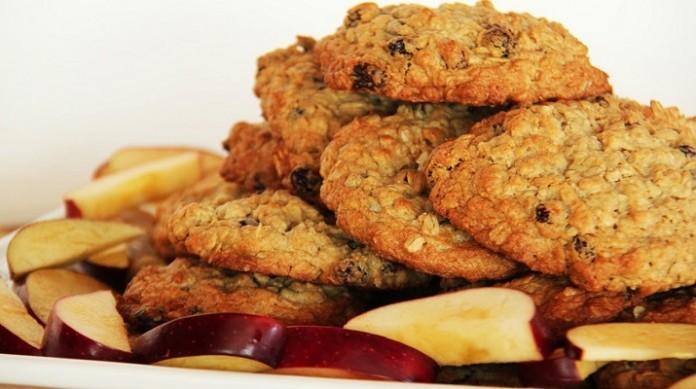 Простой рецепт овсяного печенья в домашних условиях