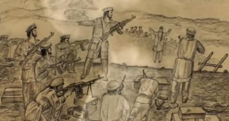«Умираем, но не сдаёмся». История восстания советских солдат в Бадабере