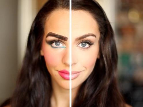 Топ-6 ошибок в макияже и как их избежать