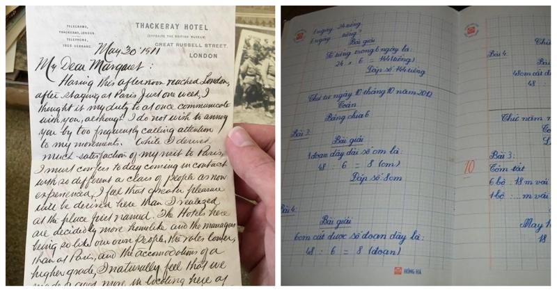 Искусство красивого письма: образцы идеального почерка, которые вы должны увидеть