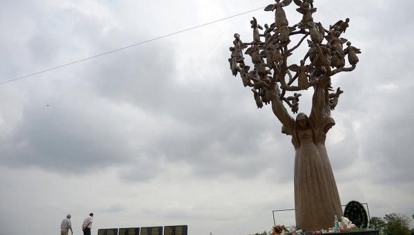 Улица «Детей Беслана» появилась в итальянском городе Кампо Сан Мартино