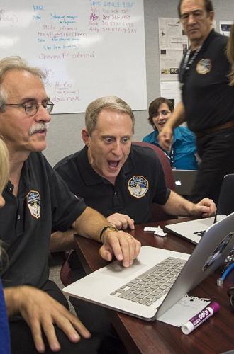 У руководителей миссии глаза на лоб лезут от увиденного на Плутоне