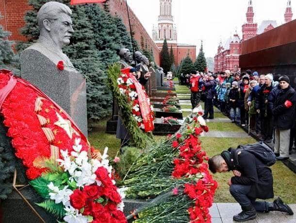 Правда ли, что вокруг Сталина были иностранные шпионы, из-за которых он начал репрессии