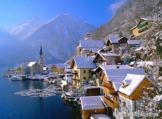 60 любопытных фактов об Австрии