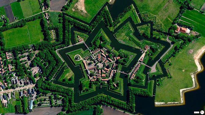 Поразительные спутниковые снимки о том, как мы изменили Землю