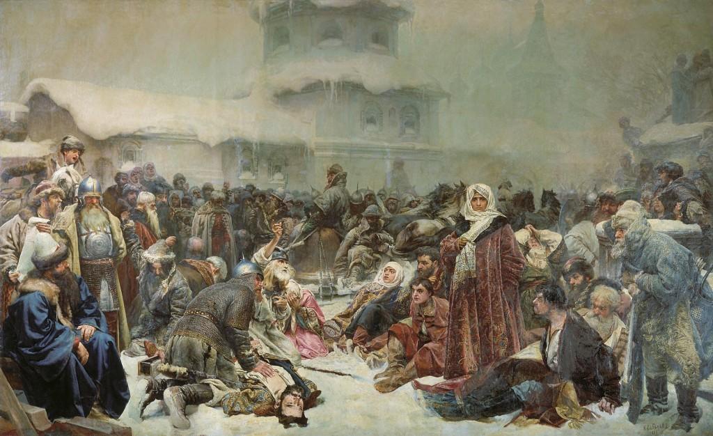 26 августа в ходе взятия казани русские войска блестяще отразили вылазку татар из города