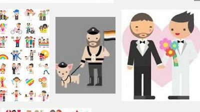 СМИ: смайлики Facebook могут проверить на наличие гей-пропаганды