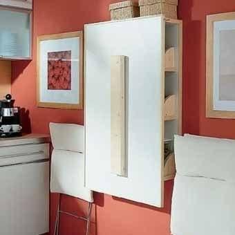 Мебель трансформер для малекнькой кухни