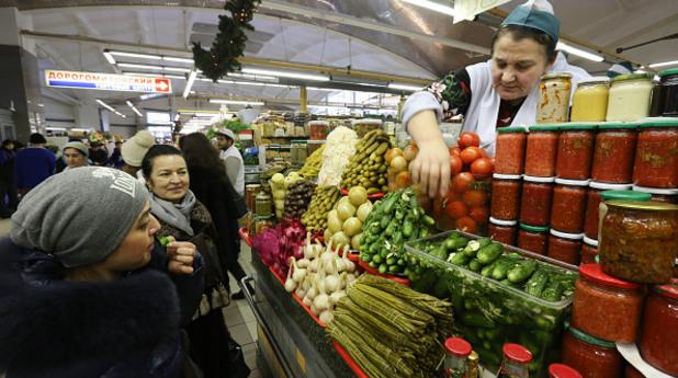 Украина увеличила импорт российских товаров почти на 80%