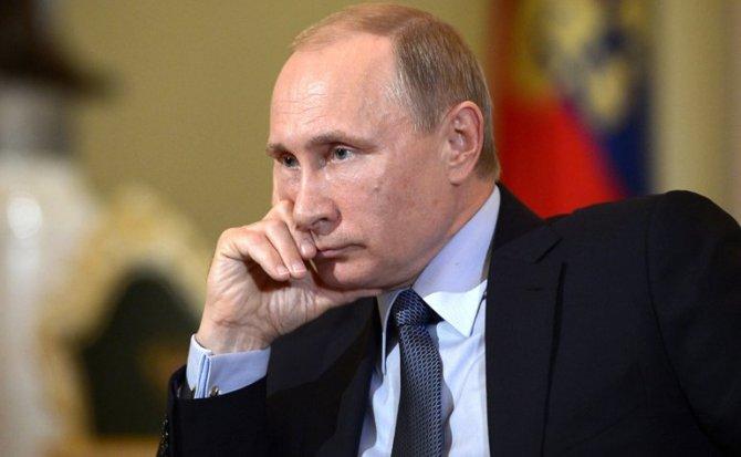 Владимир Путин: США до конца не осознают ядерной мощи России
