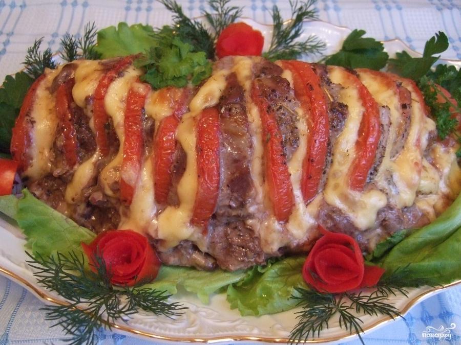 Рецепты мясных блюд к новому году с