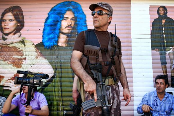 Турки крадут своих врагов даже на Украине. Их ждут тюрьма и пытки