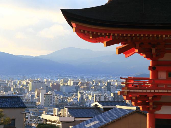 Почему Киото выбрали лучшим городом мира