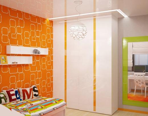 ИНТЕРЬЕР. Летние краски для детской комнаты
