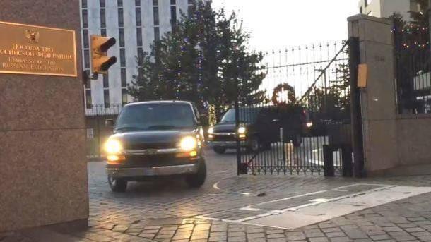 Россия предупреждает США об ответных действиях за невозврат дипломатической собственности