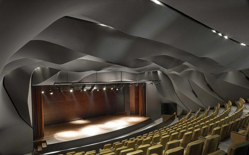 8. Masrah Al Qasba Theater, ОАЭ интересно, спектакль, театр, театральная россия, театры оперы, фото